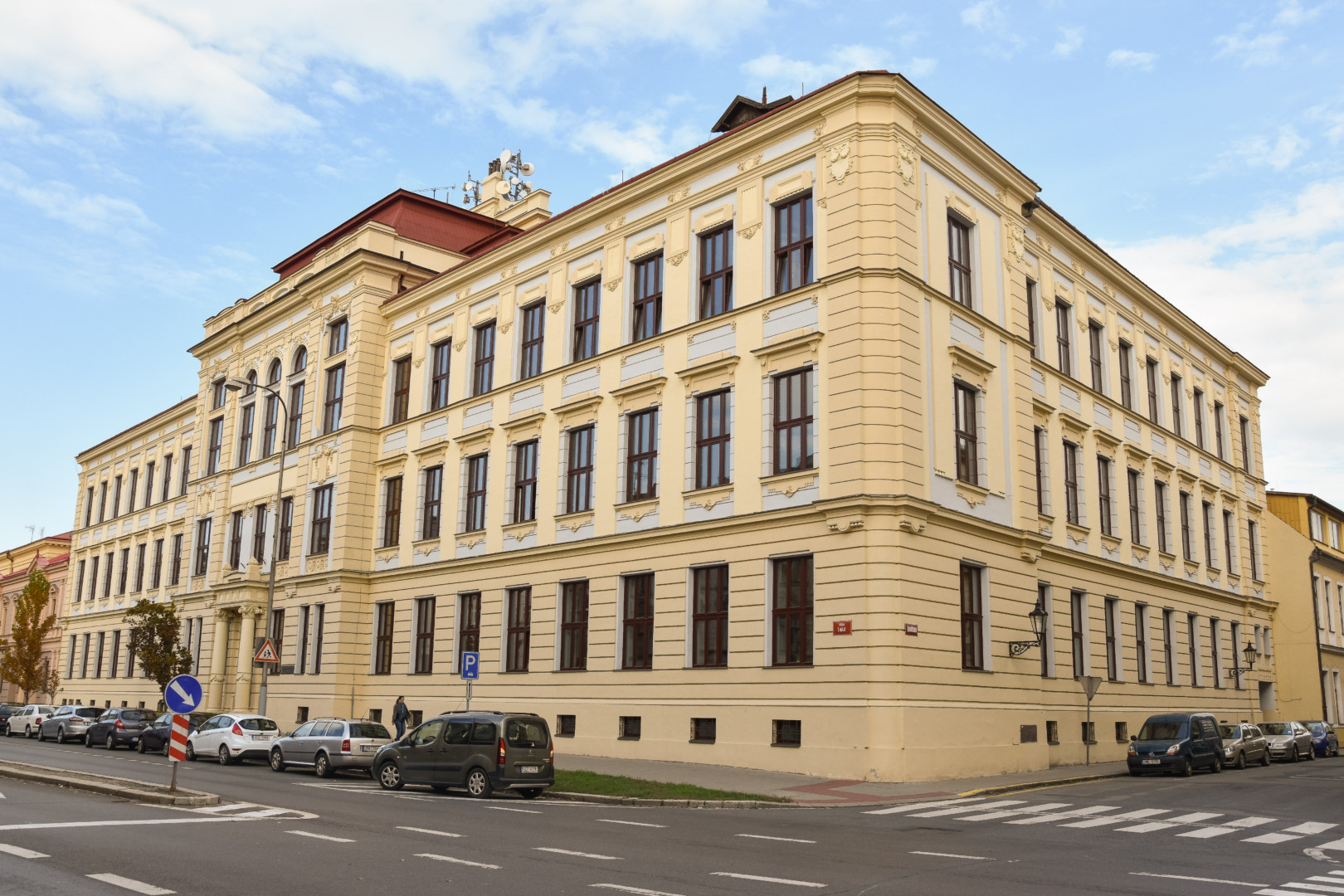 Vyšší odborná škola pedagogická a sociální a Střední pedagogická škola Kroměříž