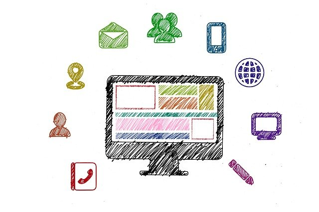 Spuštění nových webových stránek školy