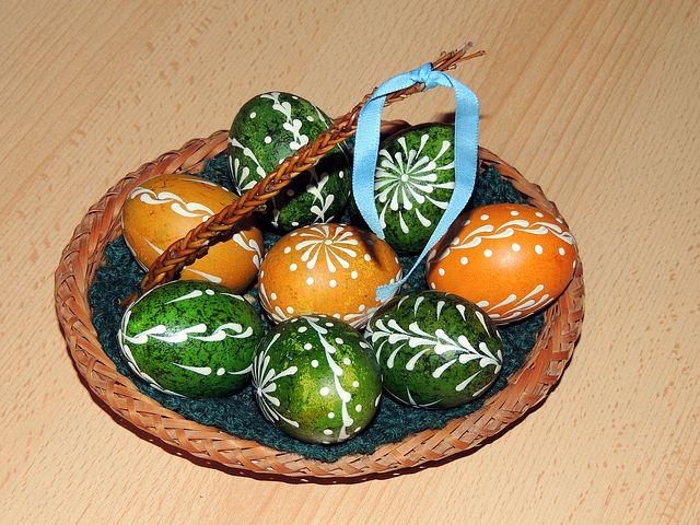Velikonoce u nás doma - přehlídka dětských prací