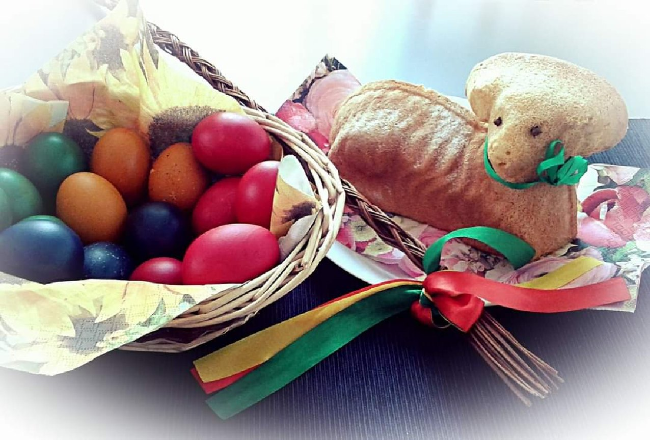 Velikonoční přehlídka dětských prací
