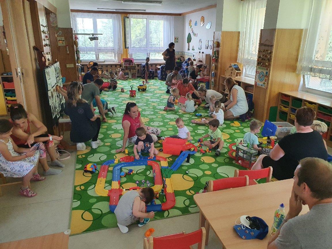 Klubík pro rodiče s dětmi